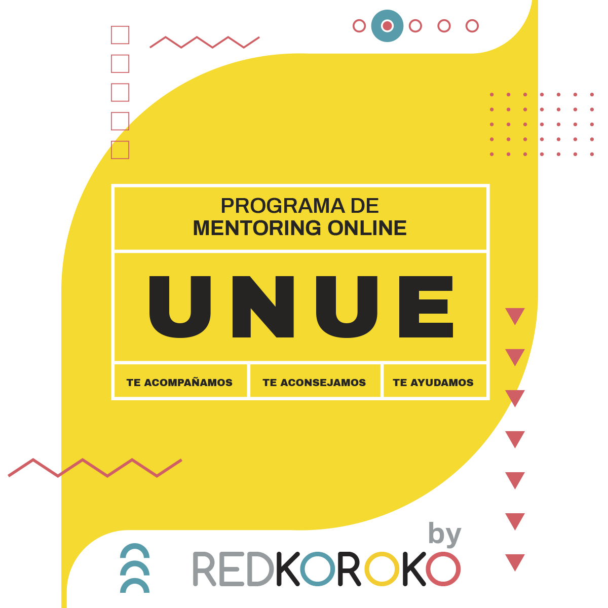 UNUE mentoring en marketing y comunicación