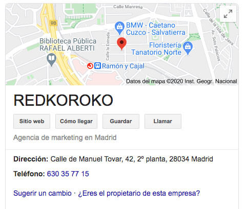my business redkoroko